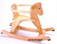 houten hobbelpaard