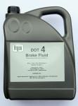 Brakefluid DOT4 5L